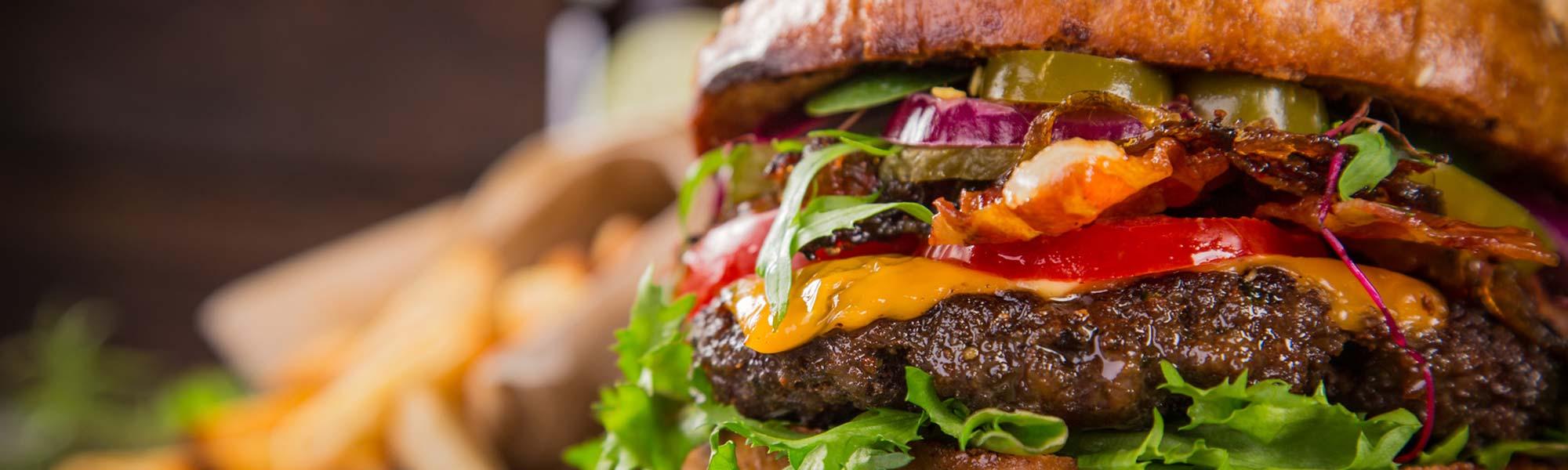 Fresh Burger